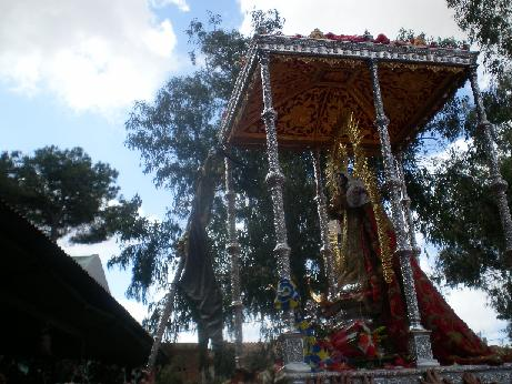Pregón y Cartel de la Hermandad de Punta Umbría
